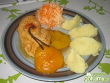 Waniliowy kurczak