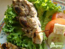 Warkocze z polędwiczek z grilla dla Damy