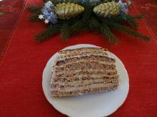 Warstwowe ciasto korzenne wg Megg