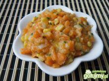 Warzywa na gorąco do obiadu