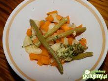Warzywa na parze dla malucha