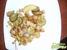 Warzywa na patelnie 2