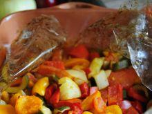 Warzywa z rękawa