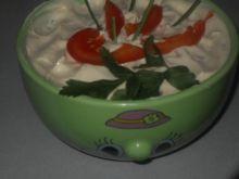 Warzywna biała surówka