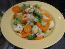Warzywna kolacja