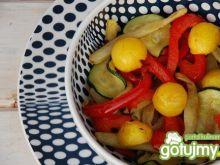 Warzywna sałatka na ciepło w Actifry