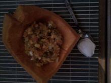 Warzywna sałatka z dynią