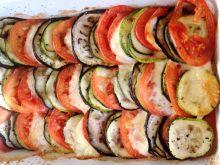 Warzywna zapiekanka we włoskim stylu