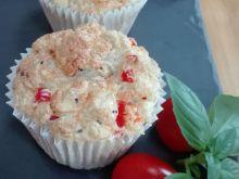 Warzywne muffinki z serem feta