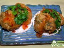 Warzywne pakory na waflu Good Food