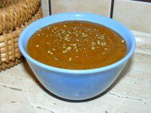 Warzywno - pieczarkowa zupa krem