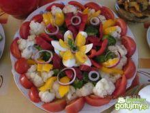 Warzywny półmisek