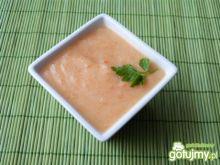 Warzywny sos do mięsa