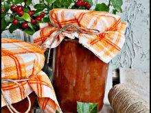 Warzywny sos z soczewicą