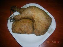 Wędzone udka z kurczaka
