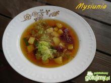 Wegańska zupa