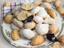 Wegańskie ciasteczka bananowe a'la mini bułeczki