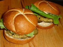 Wege burgery z kaszy jaglanej