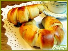 Węgierkowe rogaliki