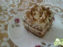 weselne ciasto tiramisu