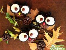 Wesołe sówki na Halloween