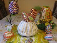 Wielkanocna baba z lukrem