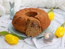 Wielkanocna babka herbaciana