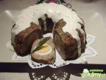 Wielkanocna babka mięsna