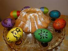 Wielkanocna babka z majonezem