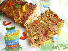 Wielkanocna pieczeń z papryką