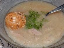 Wielkanocna zupa chrzanowa bez zakwasu