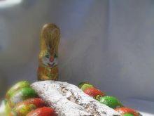 Wielkanocne Ciasto Pomarańczowe