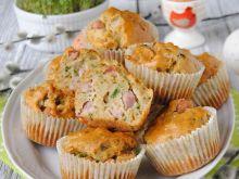 Wielkanocne muffiny