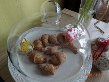 Wielkanocne rogaliki malutkie