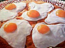wielkanocne sadzone jajko