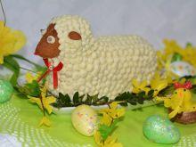 Wielkanocny cytrynowy baranek
