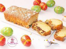 Wielkanocny Keks z bakaliami