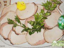 Wielkanocny schab z rękawa :