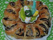 Wielkanocny wianuszek makowy