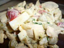 Wielowarzywna sałatka konserwowa