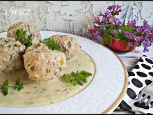 Wieprzowe klopsiki w sosie warzywno - koperkowym