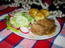 Wieprzowina w sosie
