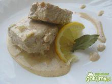 Wieprzowina w sosie ziołowo-cytrynowym