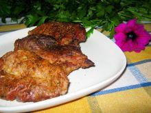 Wieprzowina z miodową nutką z grilla