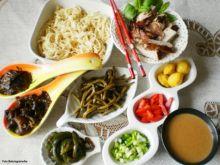 Wieprzowina zza ,, chińskiego muru ,, :
