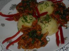 Wieprzowy gulasz a'la węgierski