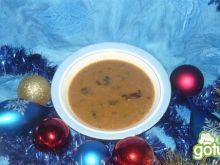 Wigilijna zupa grzybowa Danusi