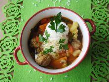 Wilcza zupa - sposób na wilczy głód