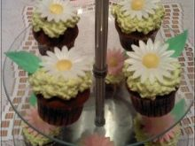 Wilgotne wiosenne muffinki