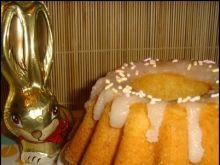 Wiosenna babka cytrynowa z majonezu